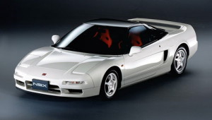 Un clásico con potencia: el Honda NSX